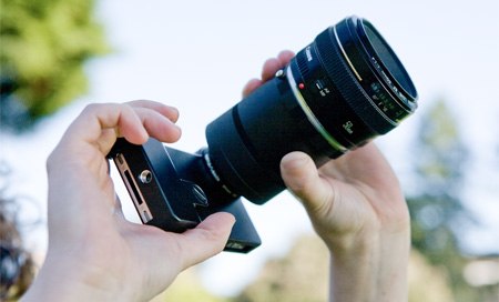 Lens Mount for iPhone
