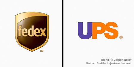 FedEx and UPS
