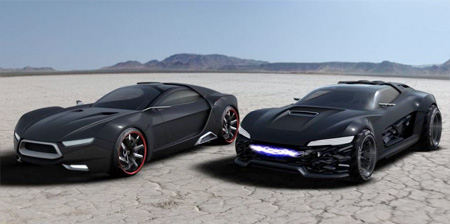 Mad Max Concept Cars