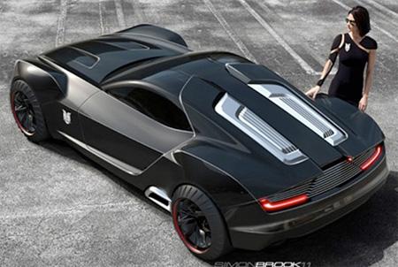 Mad Max Concept Car
