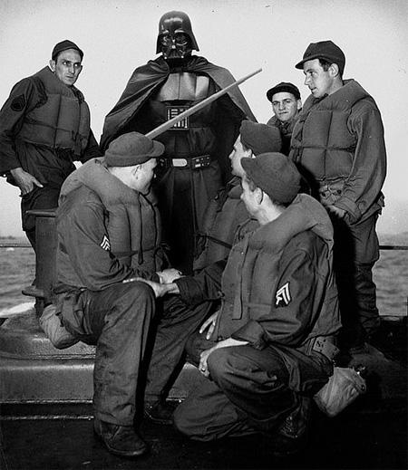 Darth Vader 1943