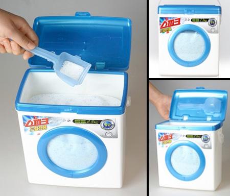 Laundry Detergent Box