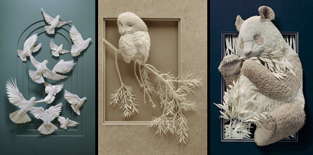 Incredible Paper Sculptures