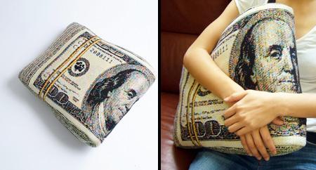 Money Pillow