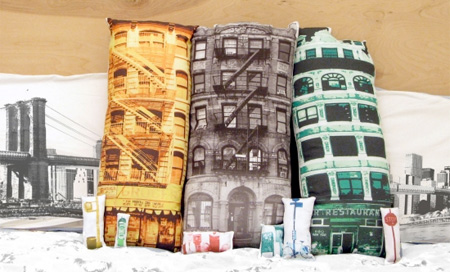 Building Pillow