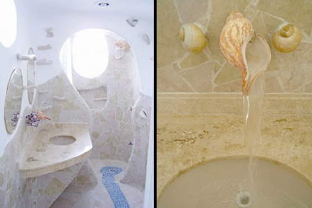 Shell Bathroom