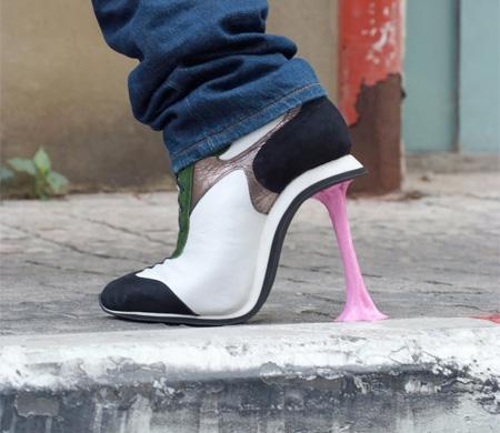 Gum Shoes