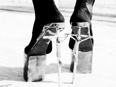 Crucifix Shoes