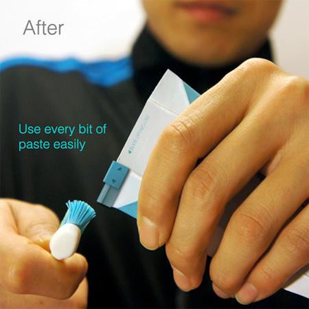 Save Paste Packaging