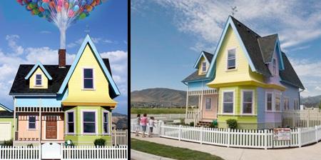 Up House Replica