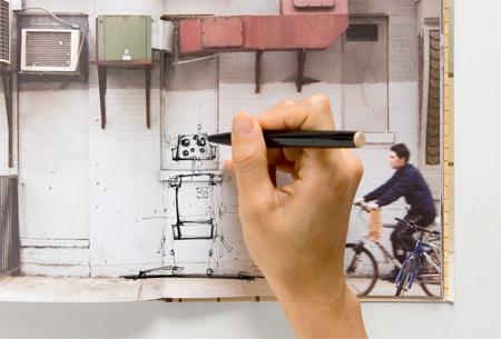 New York Walls Notebook