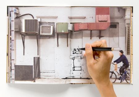 Walls Sketchbook