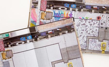 Wall Sketchbook