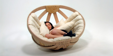 Cradle Inspired Chair