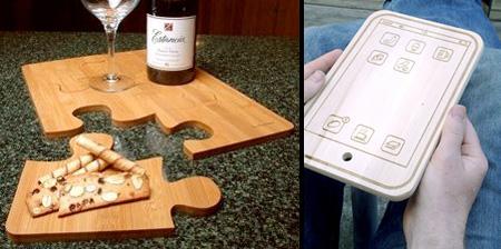Unusual Cutting Boards