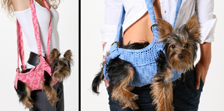 Puppoose Dog Carrier