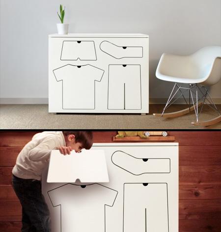 Training Dresser