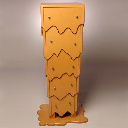 Melting Dresser
