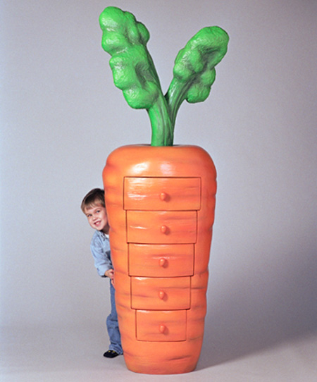 Carrot Dresser