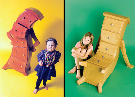 Whimsical Dressers