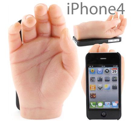 Hand iPhone 4 Case
