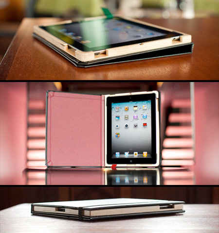 Book iPad Case