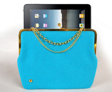 Lady D iPad Case