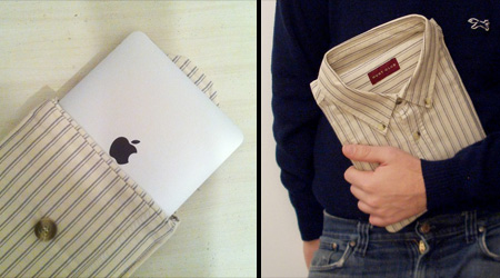 Shirt iPad Case