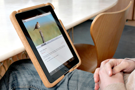 Kork iPad Case