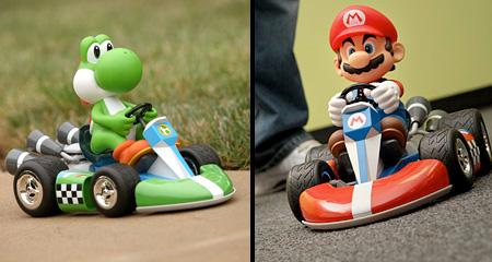Mario RC Cars
