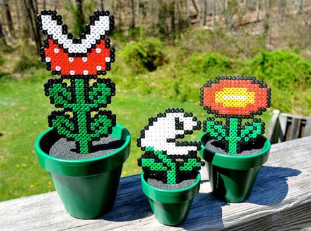 Super Mario Plants