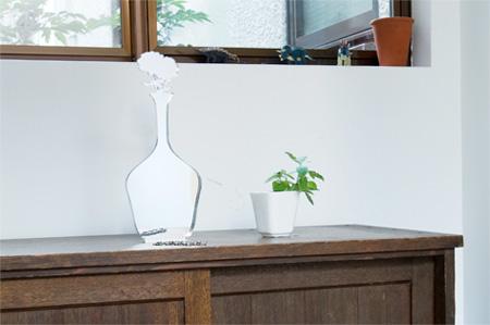 Vase Mirror