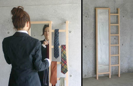 Ladder Mirror