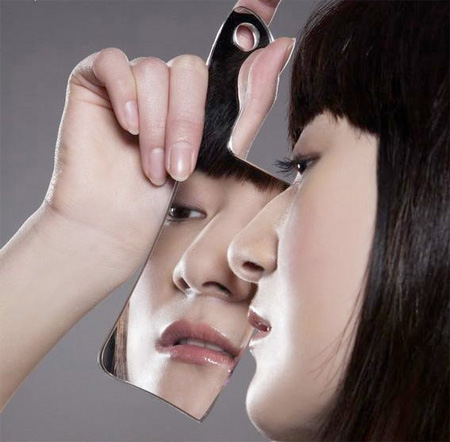 Knife Mirror