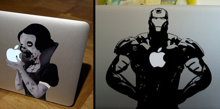 Cool Stickers for your MacBook