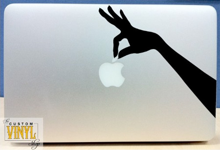 Hand MacBook Sticker