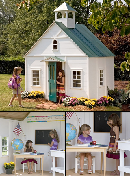 amazing playhouses