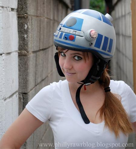 R2-D2 Helmet