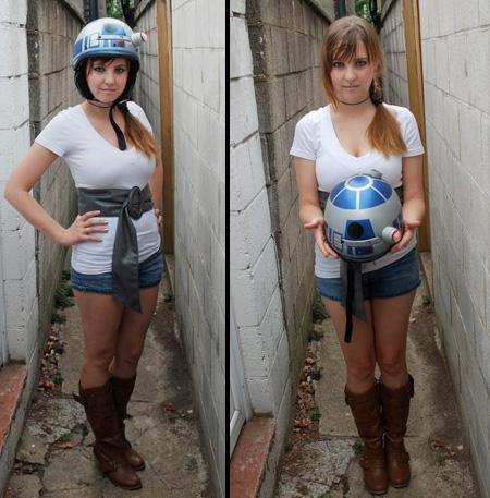 Star Wars Inspired Helmet