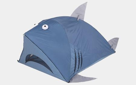 Shark Tent