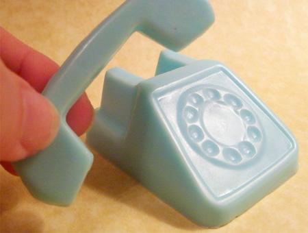 Telephone Soap