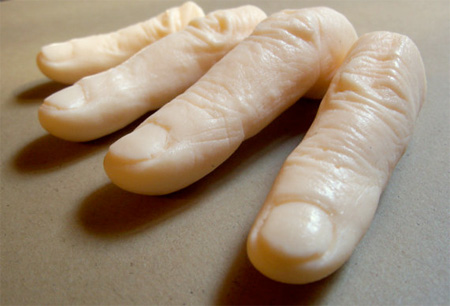 Finger Soap