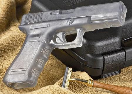 Handgun Soap