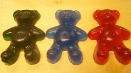 Gummy Bears Soap