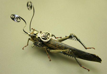 Steampunk Insect
