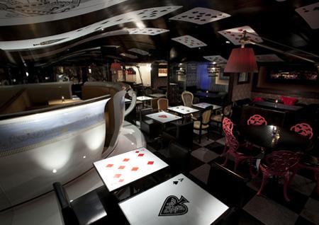 Alice in Wonderland Inspired Restaurant