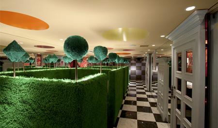 Alice Themed Restaurant