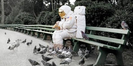 Astronauts on Earth