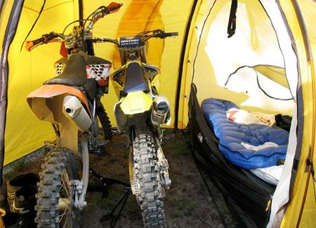 Redverz Gear Tent