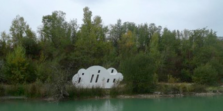 Cloud Shaped House